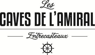 Logo caves de l'amiral