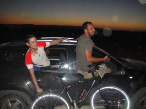 Porte vélo spécial Maroc