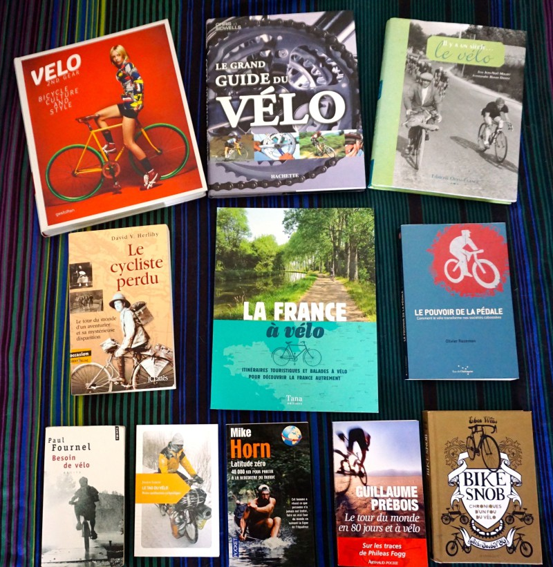 litterature voyage velo biketrippers