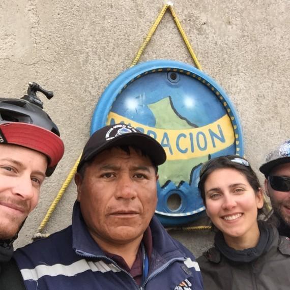 Selfie Bolivie