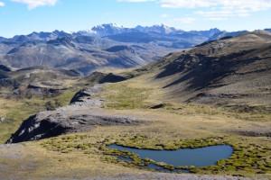 Parc Huascaran - Pastoruri