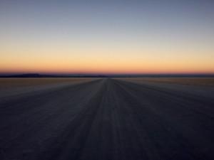 fin coucher de soleil