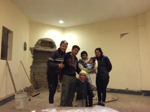 Soirée avec Valeria et Maximiliano