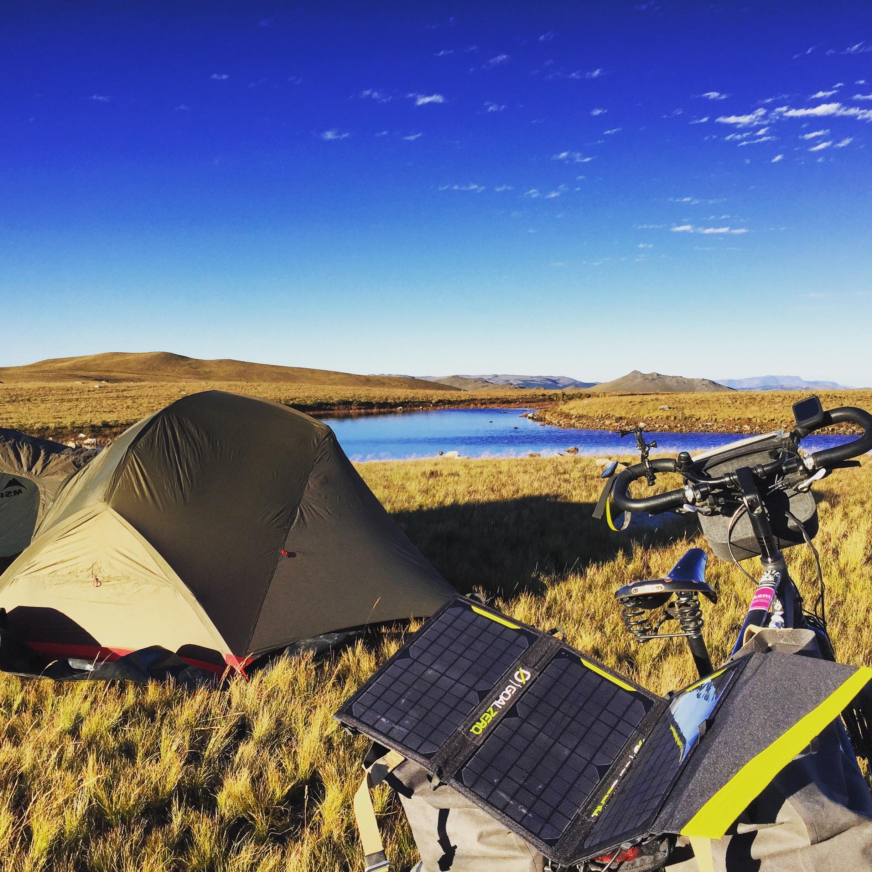 Solution Goal Zero Sherpa 100